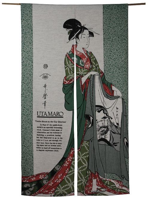 noren Japan deur gordijn