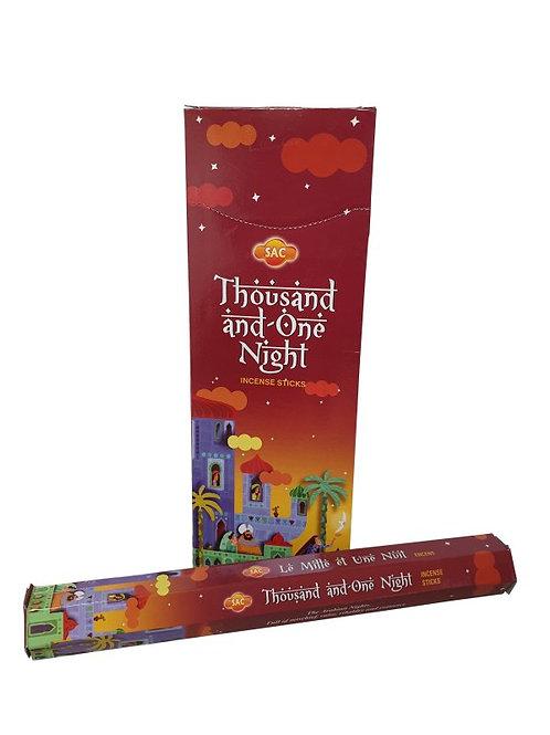 Wierook hexa Thousend + One Nights