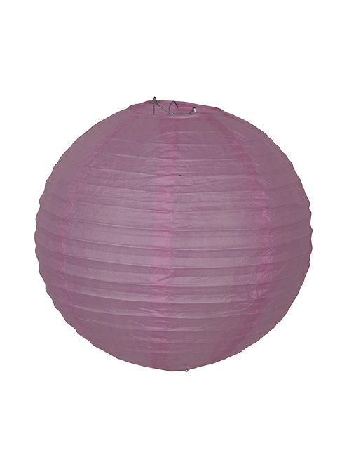 lampion japans chinees aziatisch lamp chinese japanse papieren bol roze lila lavendel