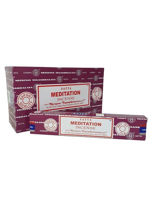 Wierook Satya Meditation 22x4.5x2 cm