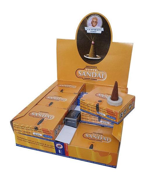 Wierookpuntjes Satya Super Sandal