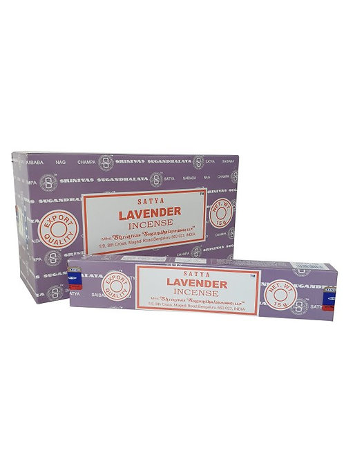 Wierook Satya Lavendel 22x4.5x2 cm