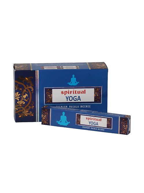 Wierook Spiritual Yoga