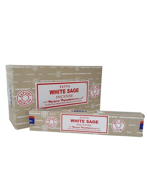 Wierook Satya White Sage 22x4.5x2 cm