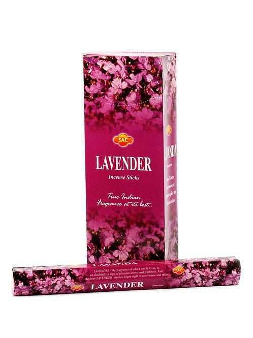 Wierook hexa Lavender