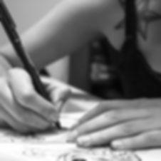 Artista del Tattoo, Luna