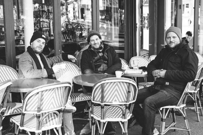 Frederic Borey Trio