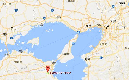 関西圏からアクセス
