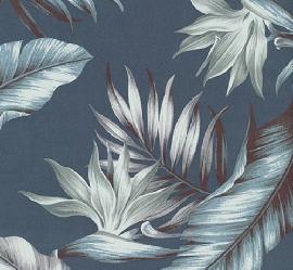 Fabric - Midnigh Aloha
