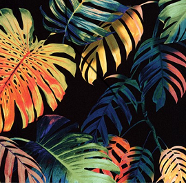 Fabric - Sunset Makaha Nights