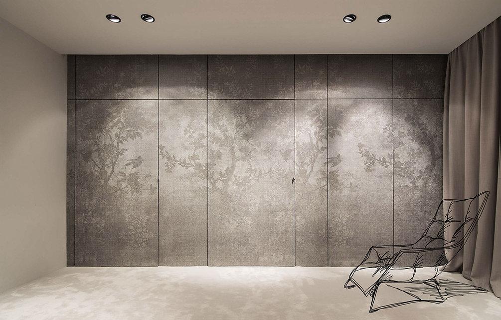 martina hatzenbichler-innenarchitektur-interior design-wien-vienna-ruheraum-relaxation room-recreation room-spa-wallpaper-tapete