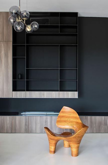 caramel-architekten-martina hatzenbichler-wien-vienna-innenarchitektur-interior design-apartment-wohnung-wohnzimme-livingroom-kasten-shelf-regal
