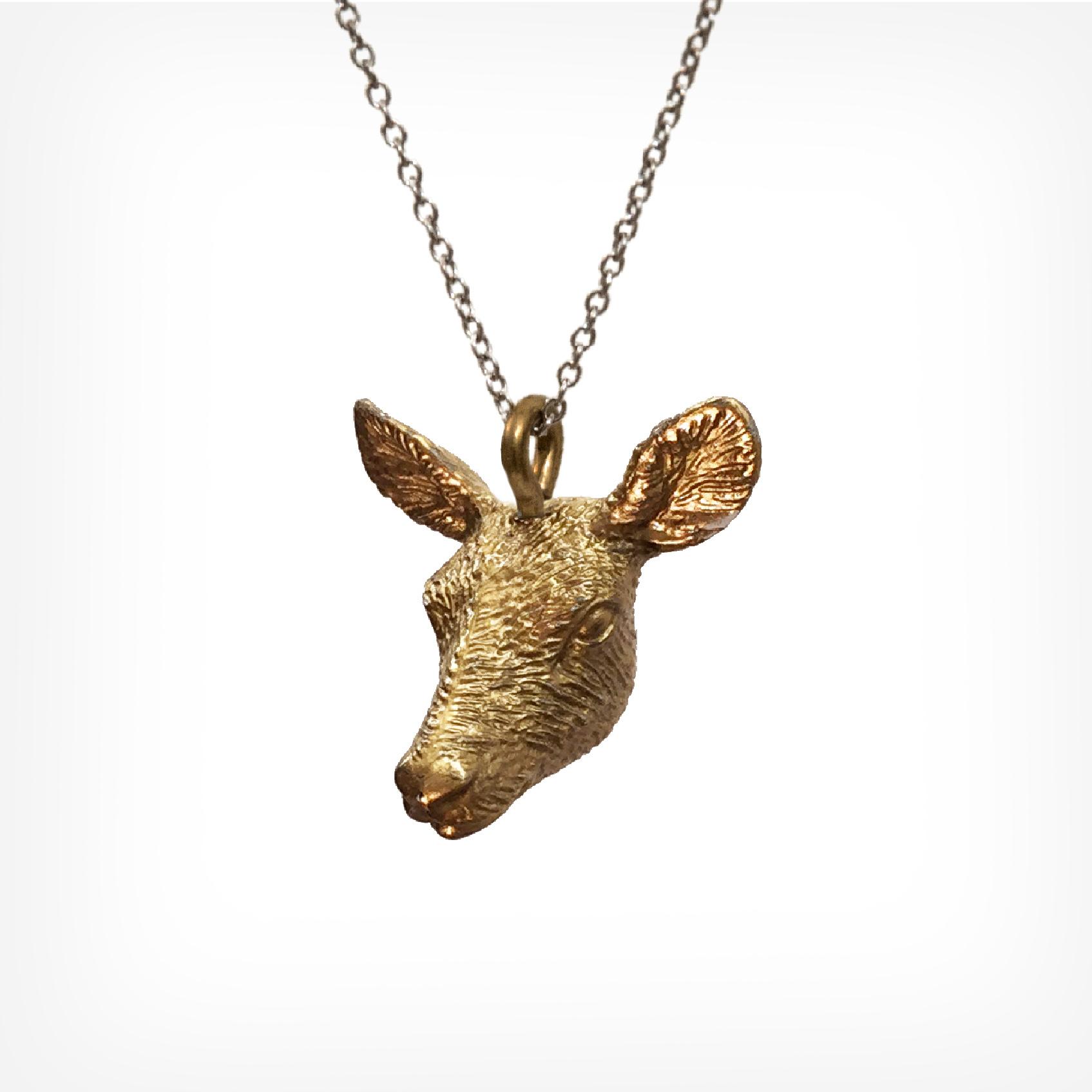 Bambi gold   golden