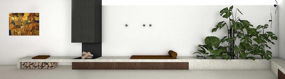 martina hatzenbichler-innenarchitektur-interior design-wien-vienna-architektur-einfamilienhaus-single familiy house-living room-wohnzimmer-sitzbank stein-bench stone-kalkstein-limestone-01