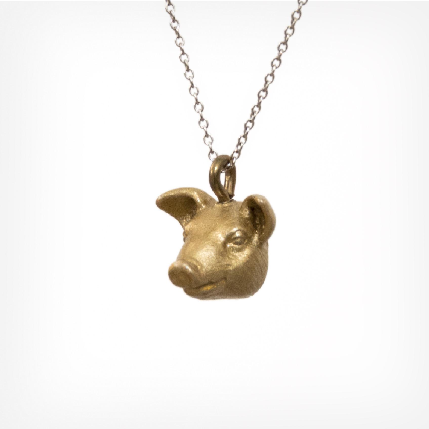 Schwein gold | pig golden