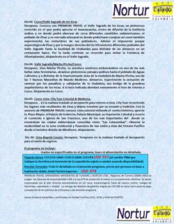 PROGRAMA PERU SEP2