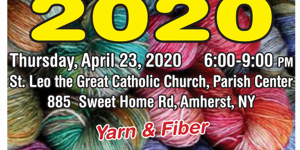 **CANCELLED** YARNFEST held by the Buffalo Knitting Guild