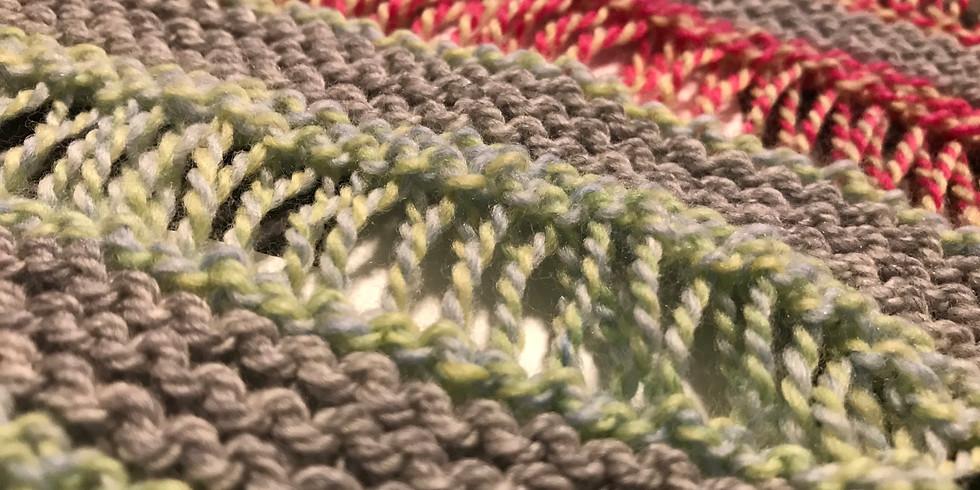 January Sip & Stitch