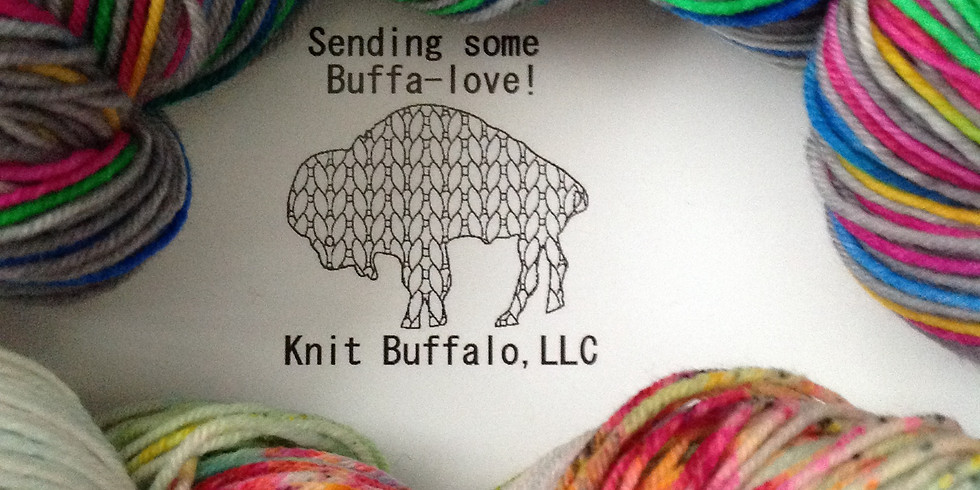 ***CANCELLED*** Knit Buffalo @ Hyatt's - All Things Creative