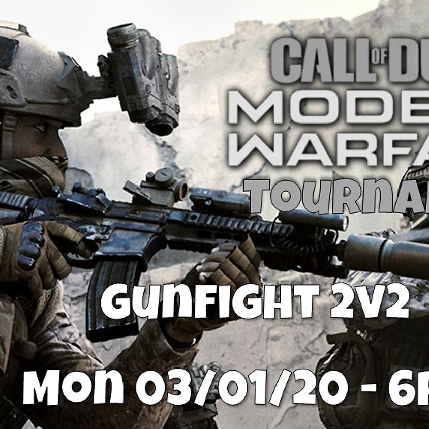 COD MW Gunfight 2v2