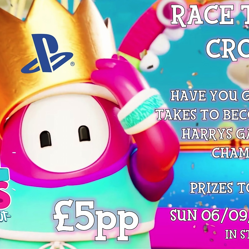 Fall Guys: Race to the Crown - PS4