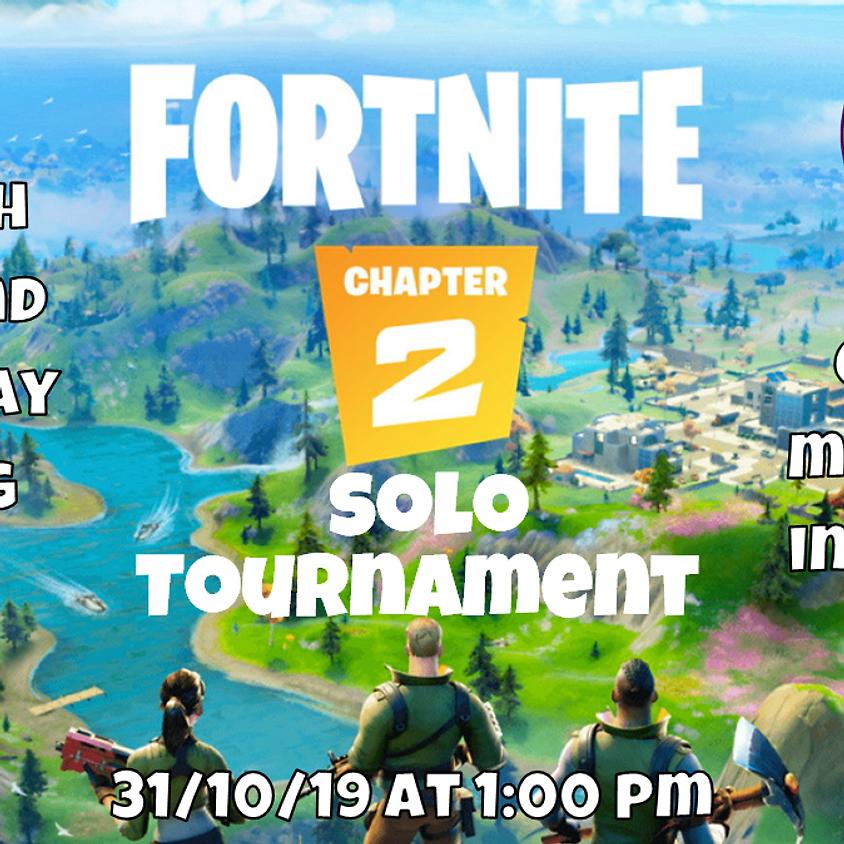Fortnite Solo Tournament