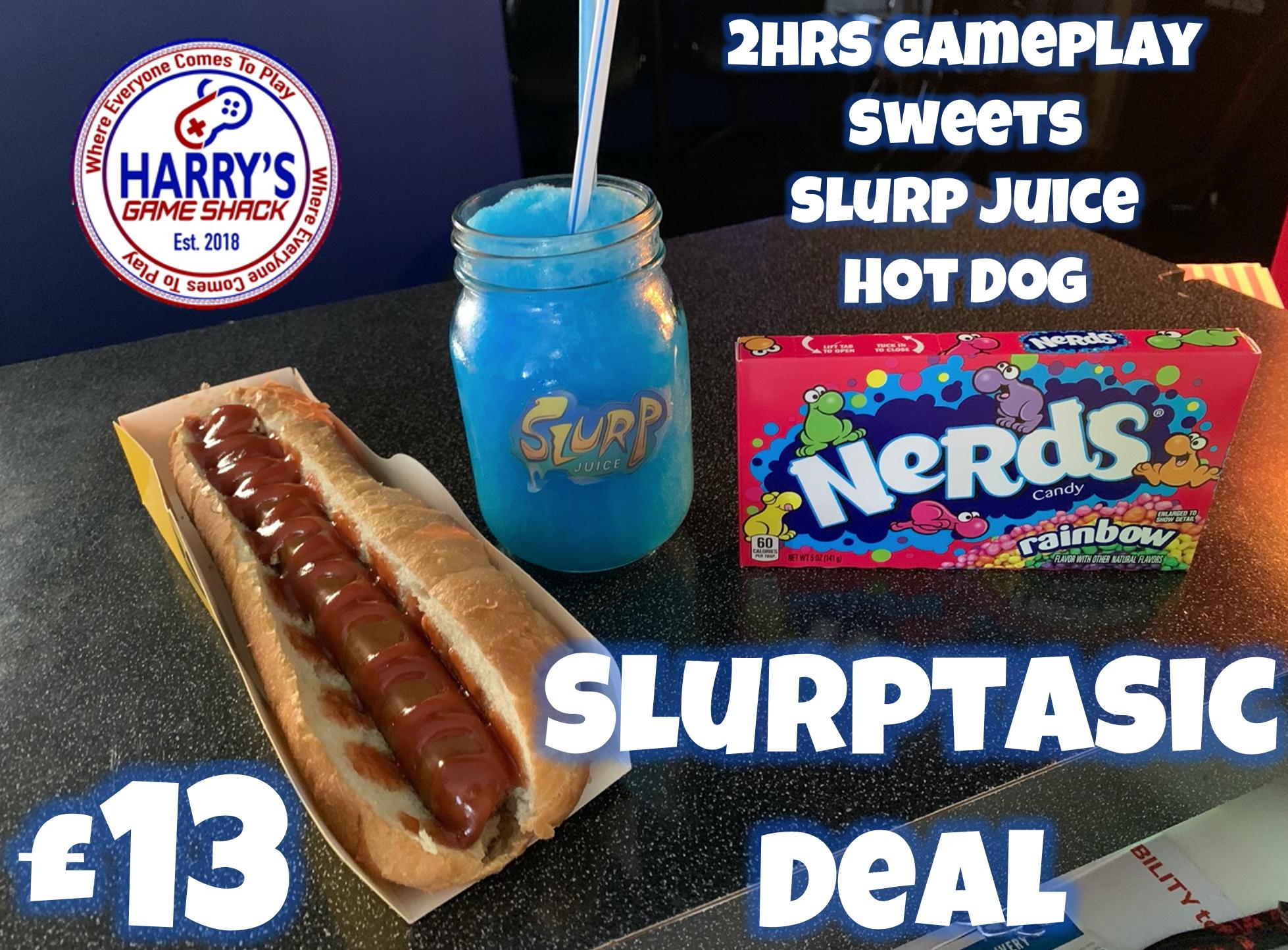 Slurptasic Deal