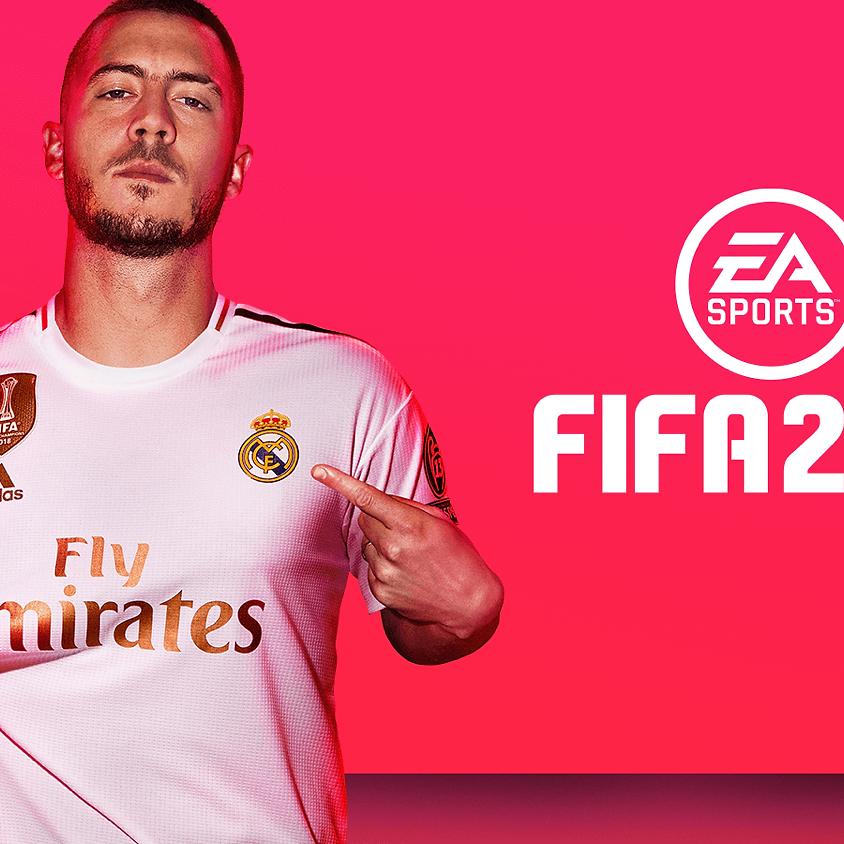 Fifa 20 PS4 Knockout Tournament