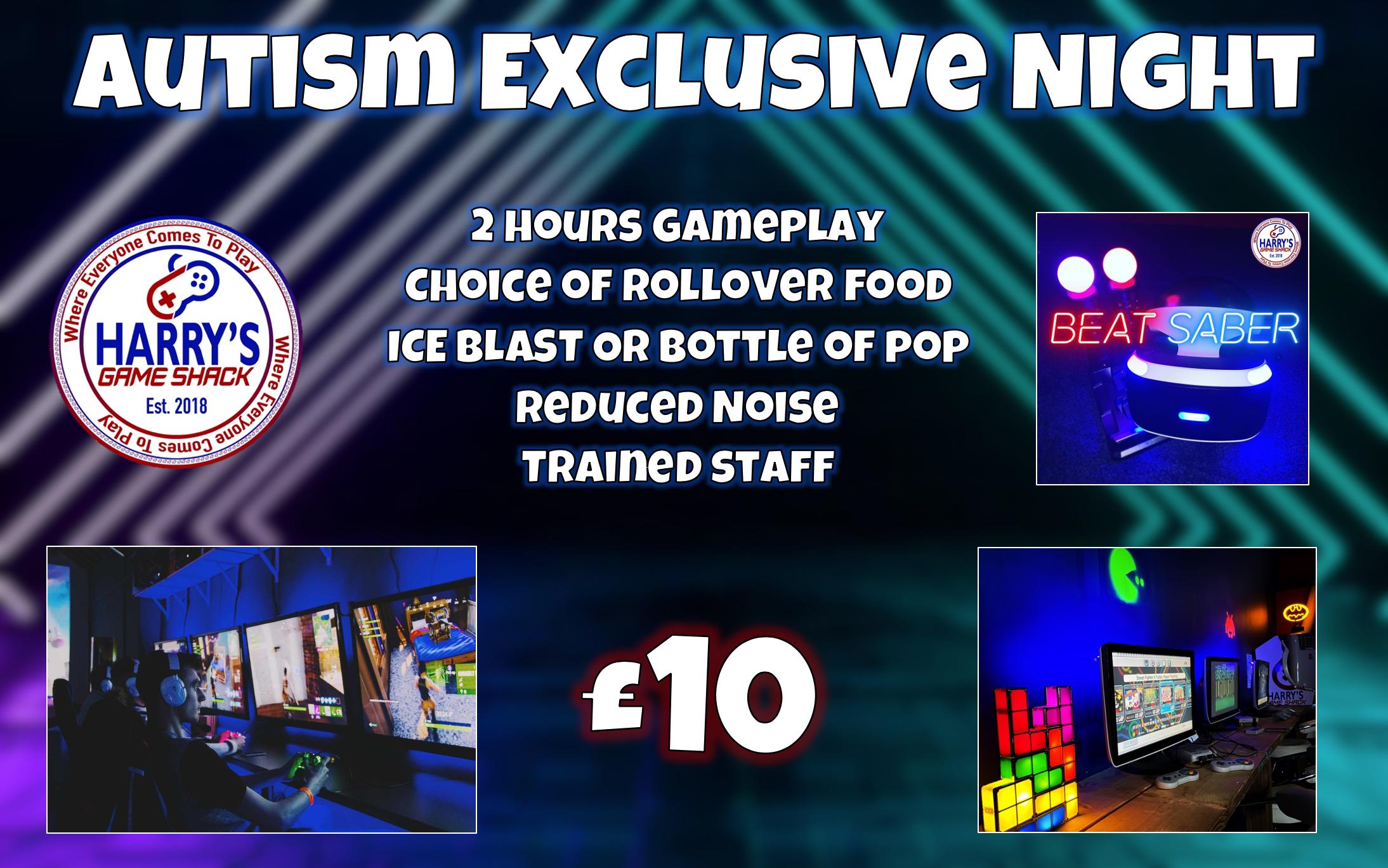 Autsim Exclusive Night