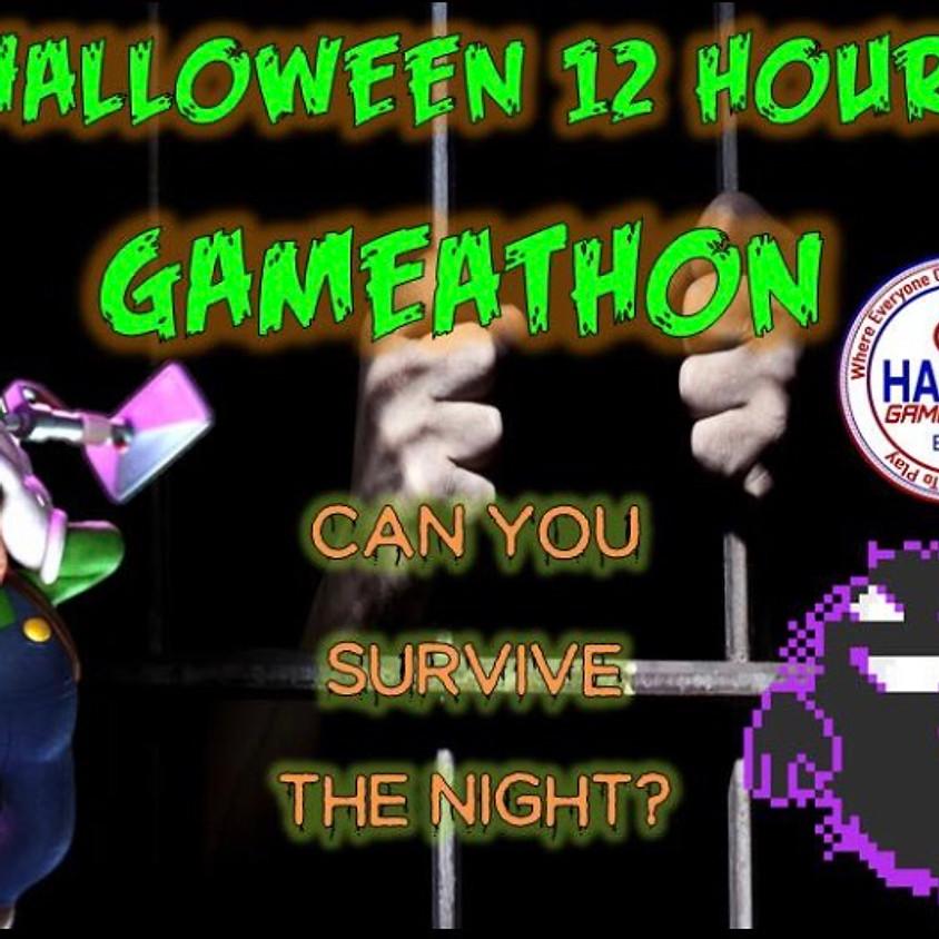Halloween 12 Hour Gameathon