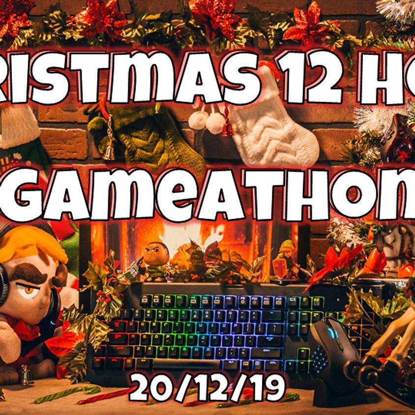 Christmas 12 Hour Gameathon