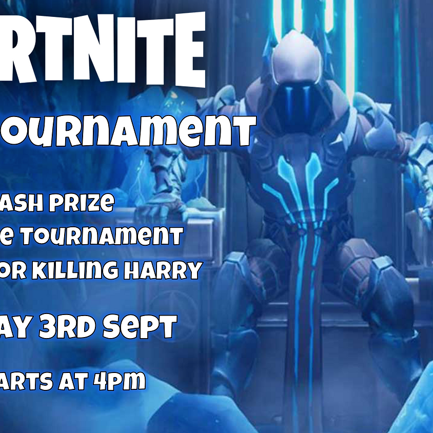 Fortnite Solos Tournament