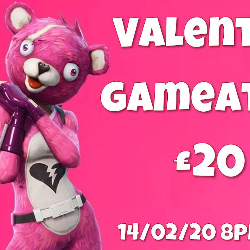 Valentines 12 Hour Gameathon