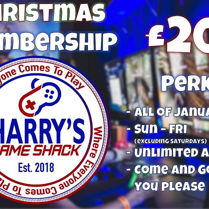 Christmas Membership