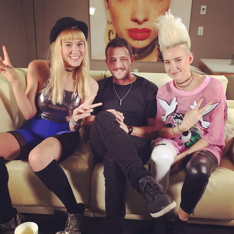 Nervo Interview