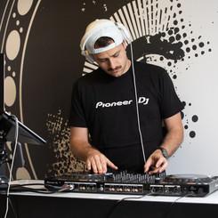 Pioneer DJ T-Shirt Ad