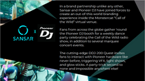 Sansar x Pioneer DJ Partnership