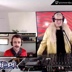 Hosting Pioneer DJ's Podcast