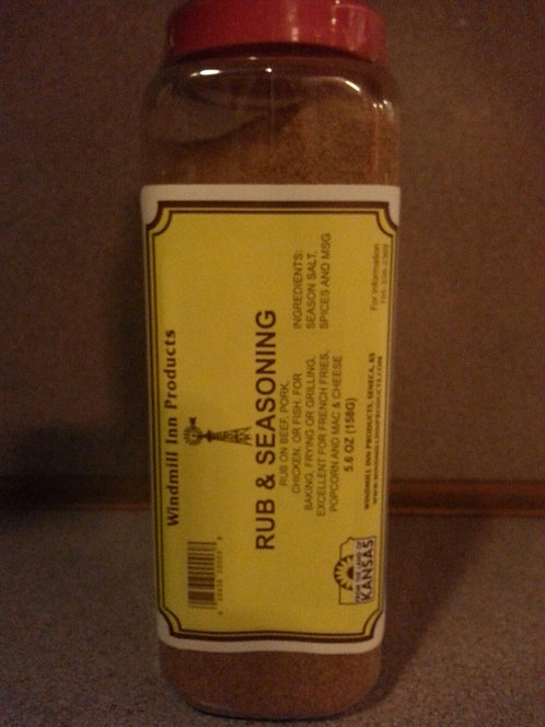 Meat Rub & Seasoning (2lb)