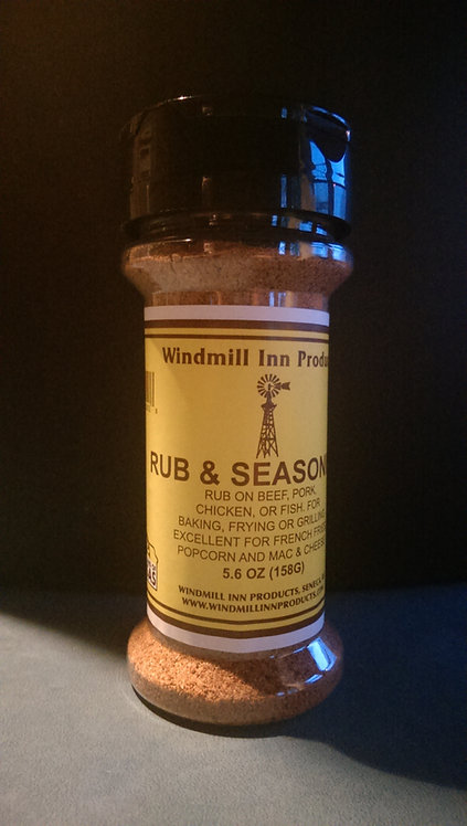 Meat Rub & Seasoning