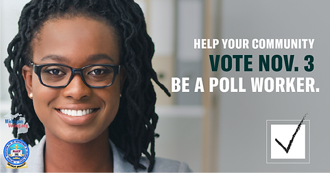 NAACP-Be A Poll Worker.png