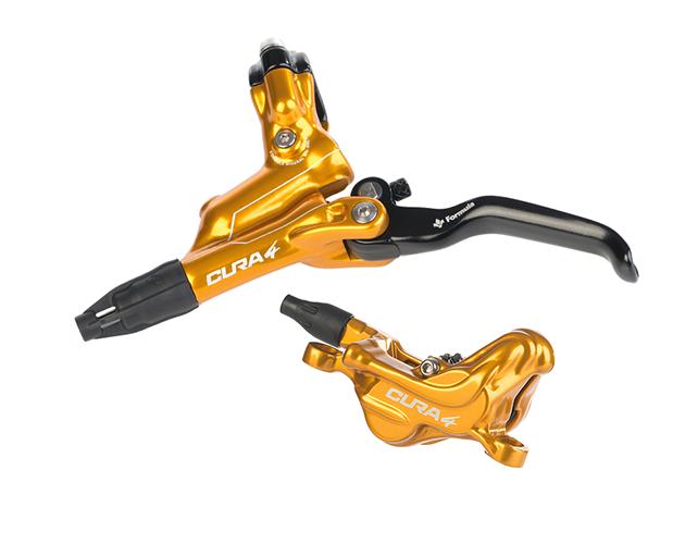 New Cura 4 Brakes GOLD