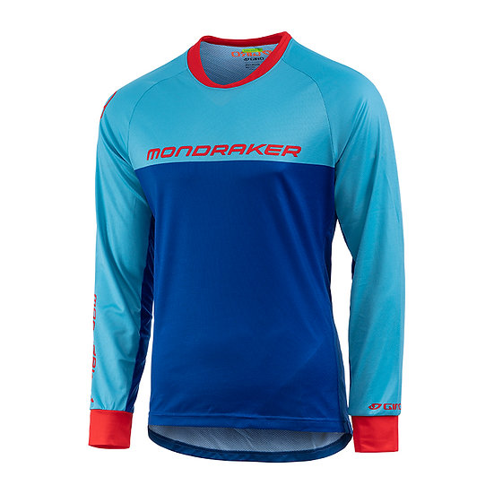 DOWNLOAD IMAGES JERSEY LONG SLEEVE ROUST MONDRAKER BY GIRO TEAM 2020