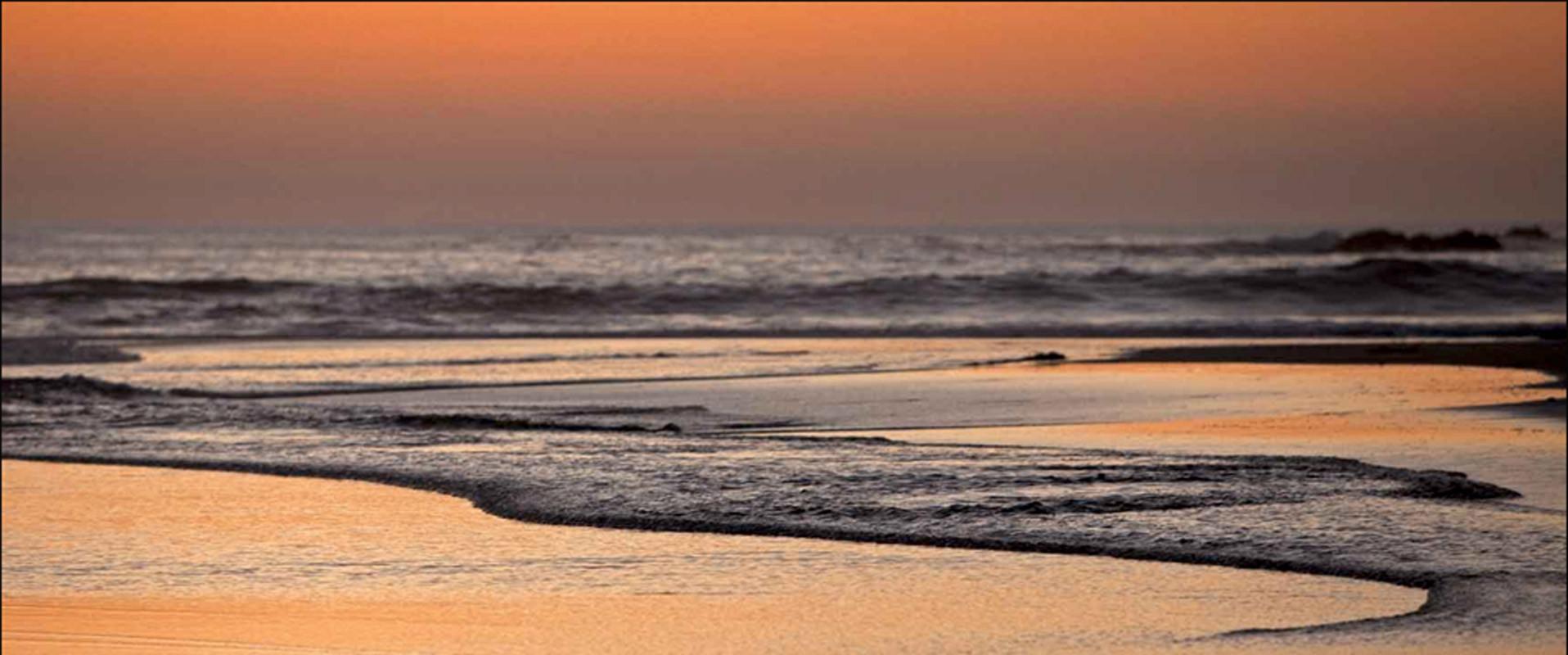 Saffron Skies 1 Big Sur California