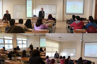 """Gebze Teknik Üniversitesi """"Girişimcilik Atölyesi"""" Programı"""
