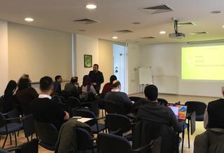 Gebze Organize Sanayi Bölgesi TTO'da Üç Bölümlük Satış 4.0 Workshop Serisinin İlkini Gerçekleşti
