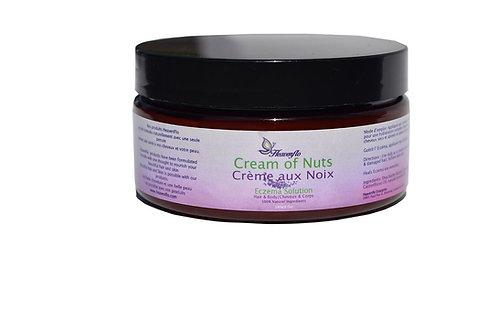 Crème au noix