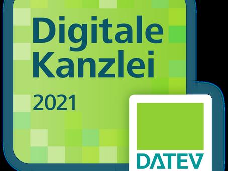 Wir sind wieder Digitale Kanzlei 2021