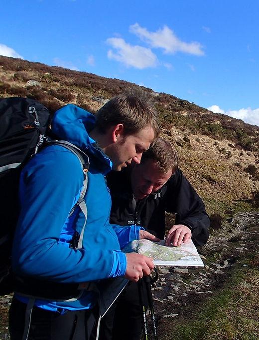 mountains, mountaineering, scrambling, climbing, rock climbing, instruction, MIA, AMI, snowdonia, north wales, mountain biking
