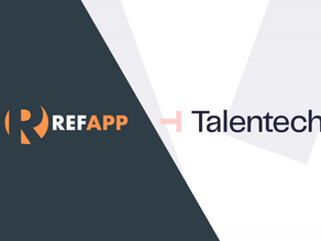 Digital reference checking with Refapp and Talentech